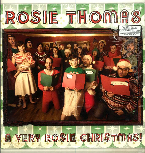 Rosie Thomas – A Very Rosie Christmas!