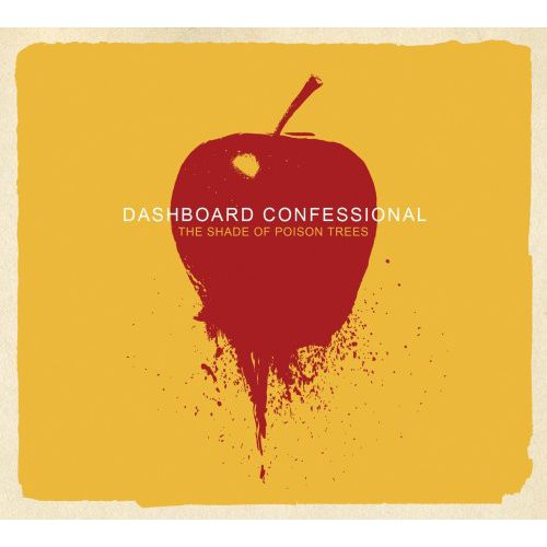 Dashboard Confessional – The Shade Of Poison Trees